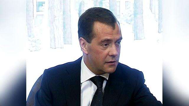 Медведев и лидеры несистемной оппозиции поговорили напрямую