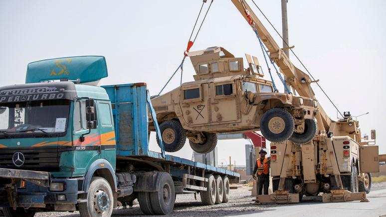 WSJ: «позорный уход» Байдена из Афганистана стал пощёчиной для НАТО