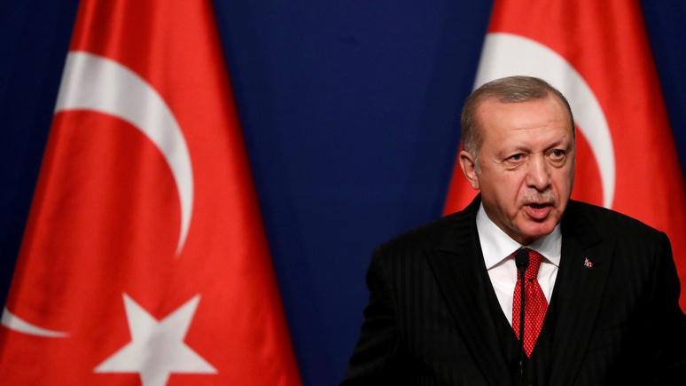 Эрдоган: Турция не станет «хранилищем афганских мигрантов для Европы»