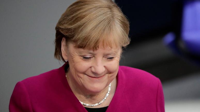 Нерешительность, малодушие и трусость — Neues Deutschland о внешнеполитических итогах правления «тихони» Меркель