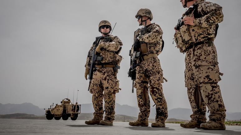 Экс-стратег НАТО: афганское фиаско грозит утратой доверия к альянсу