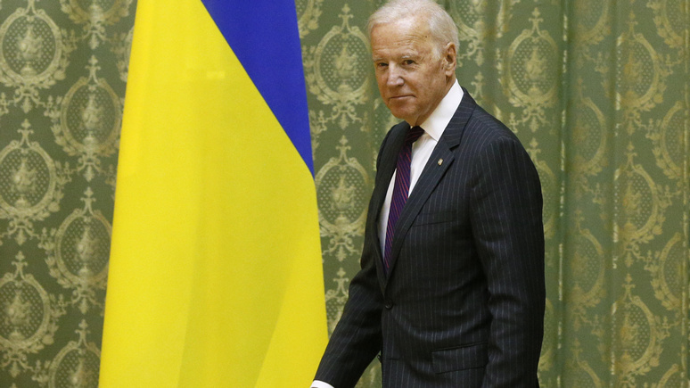 Foreign Policy: Украина опасается, что после Афганистана Байден «кинет» их следующими