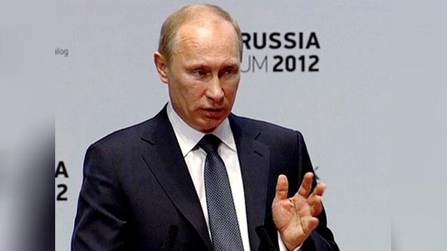 На независимости России Путин экономить не собирается