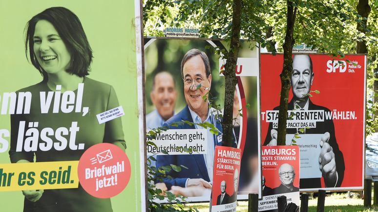 Svenska Dagbladet: Ангеле Меркель, похоже, придётся задержаться на посту канцлера
