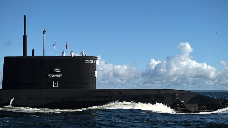 Daily Express: российская торпеда «размером с автобус» способна изменить характер ядерных угроз
