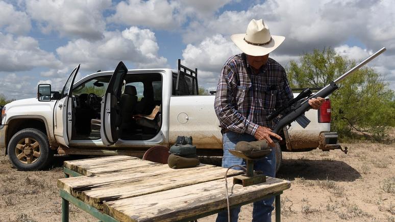 CNN: техасцам разрешили открыто носить оружие без лицензий и обучения