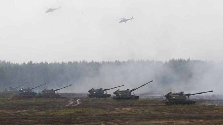 УП: Литва рассматривает учения «Запад-2021» как демонстрацию готовности России к конфликту