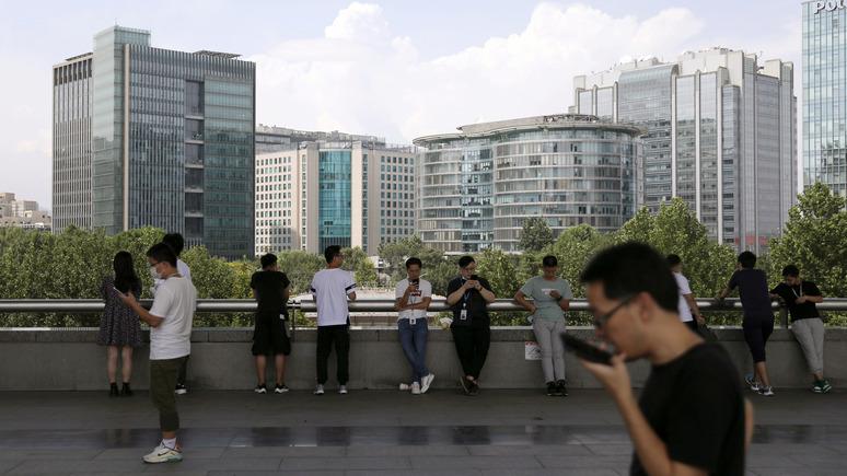 WP: большинству россиян Китай нравится больше, чем Европа и США, но для Запада не всё потеряно