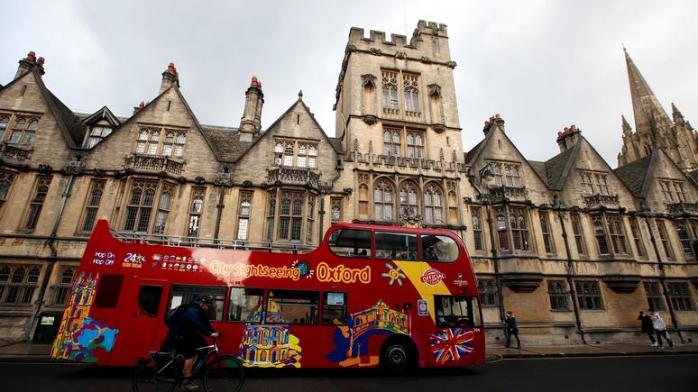 Das Erste: после брексита в британских вузах почти не осталось студентов из ЕС