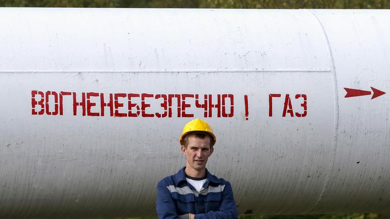 Главред: эксперт прогнозирует Украине новую «газовую войну» с Россией