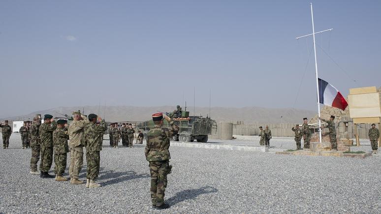 Le Figaro: если Франция не откроет посольство в Кабуле, туда придут Иран, Россия и Китай