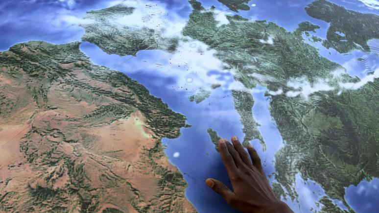 Das Erste: Всемирный банк предрёк появление 216 млн «климатических мигрантов» к 2050 году