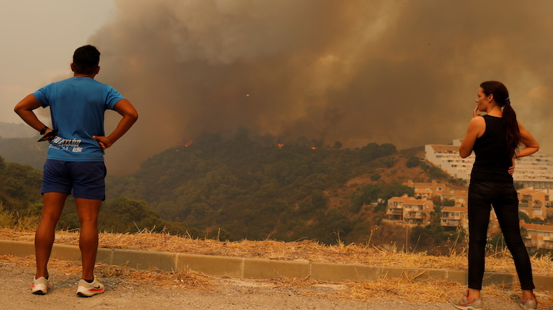 El Periódico: «катастрофы можно было избежать» — мэр пострадавшего от огня города обрушился с критикой на Мадрид