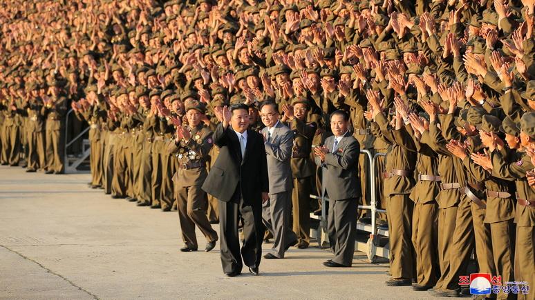 Обозреватель Times: военное усиление Азии выходит далеко за пределы ракет Кима