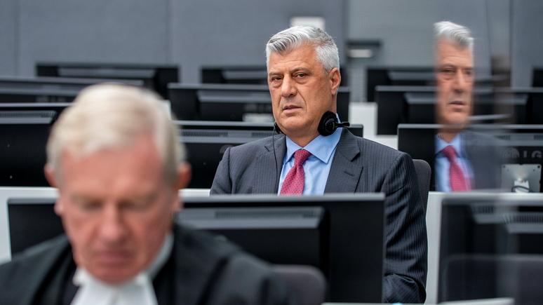 Das Erste: в Гааге начался трибунал над «освободителями Косова»