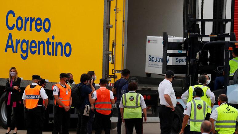 La Nación: исследования доказали эффективность «Спутника V» против штамма «дельта»