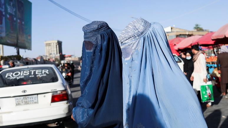 CNN: «можно лишь чистить туалеты» — афганским женщинам запретили работать на мэрию Кабула