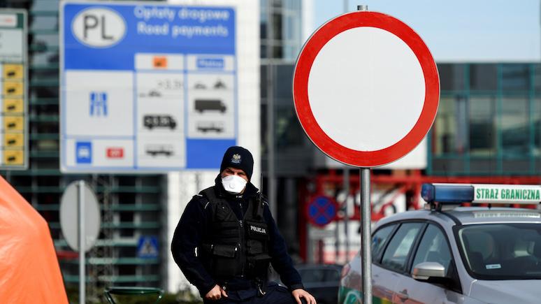 Polskie Radio: Польша не собирается возвращать безвизовый режим с Калининградской областью