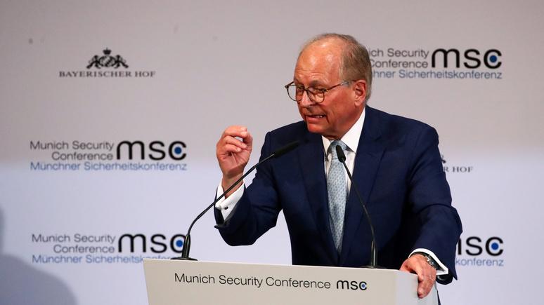 Die Welt: глава Мюнхенской конференции посоветовал Берлину три выхода из «зоны внешнеполитической непогоды»