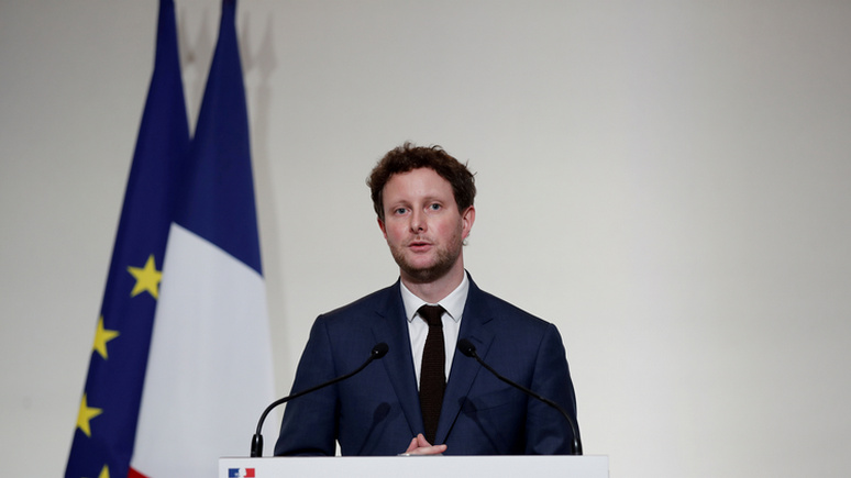 Госсекретарь Франции: ЕС должен понять, что Вашингтон не определяет его интересы