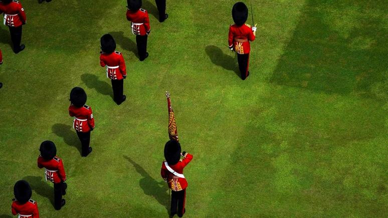 Express: если британскую армию и дальше сокращать, она превратится в «силы обороны»