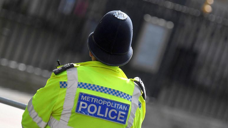 Times: британская полиция скрывает от публики сексуальные домогательства своих сотрудников