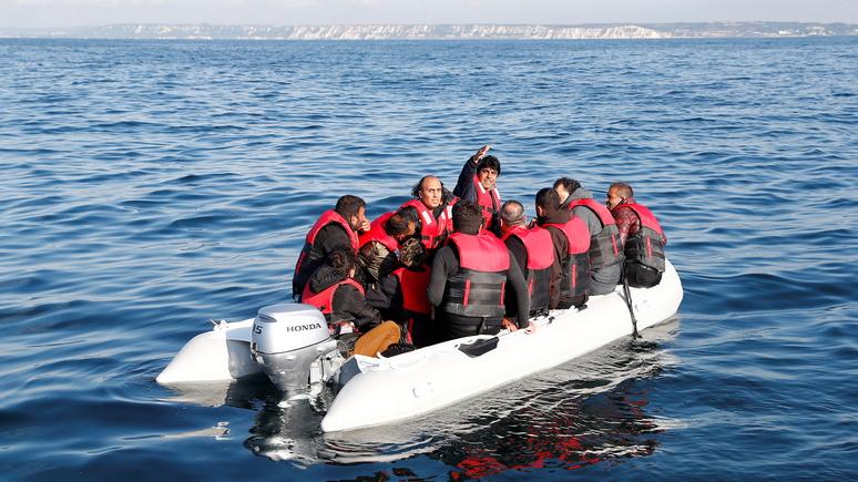 Le Monde: Лондон заплатит Франции за сдерживание мигрантов