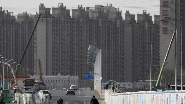 WSJ: китайцы не спешат покупать жильё, переживая о финансовом здоровье застройщиков
