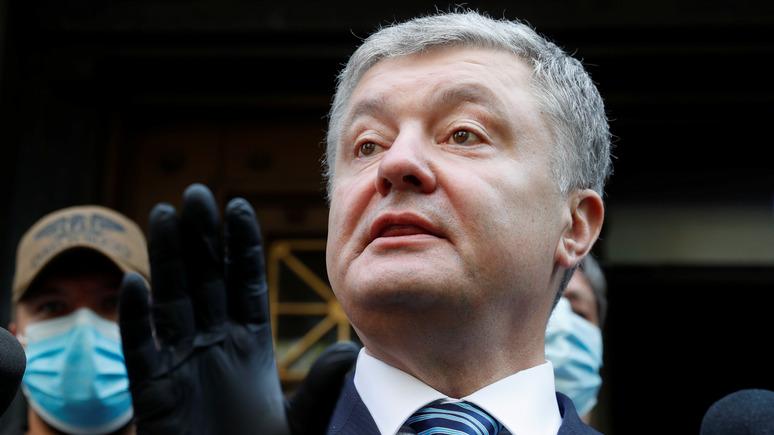 Главред: новое дело против Медведчука ударит и по Порошенко