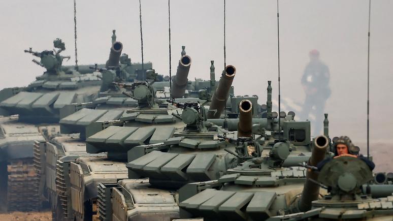 Forbes: пока США заняты Китаем, Россия всё больше угрожает Европе