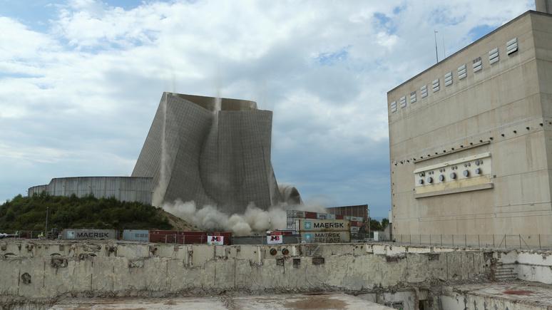 Bild: отказ Германии от ядерной энергетики был ошибкой — немцев ждёт рекордно дорогая зима