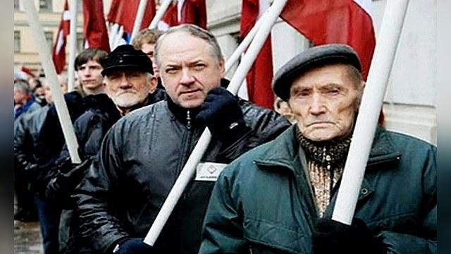 Русские в Прибалтике не верят в миф о легионерах-освободителях