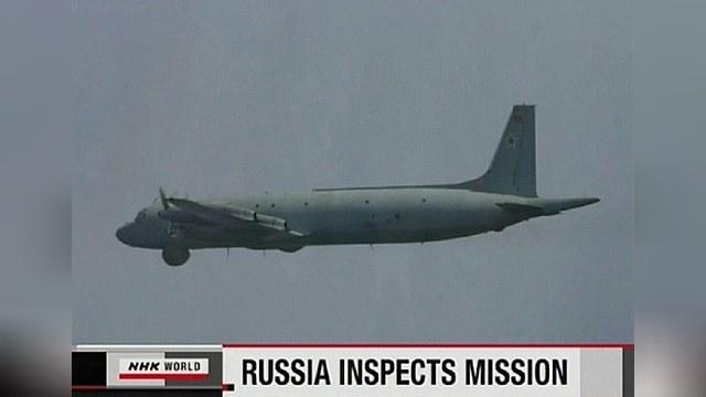 Японские истребители «прогнали» российские самолеты