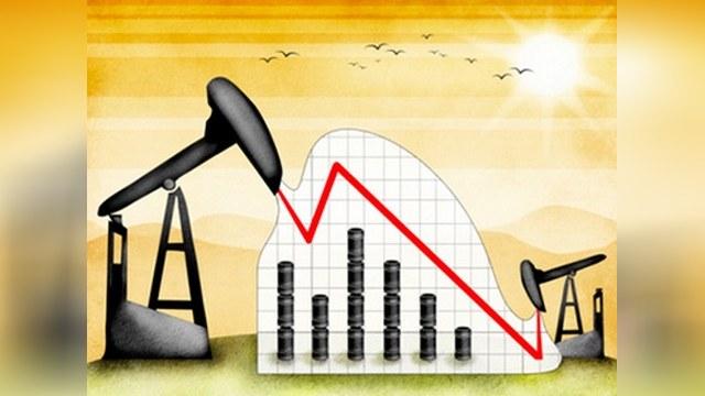 Падение цен на нефть ломает планы Кремля