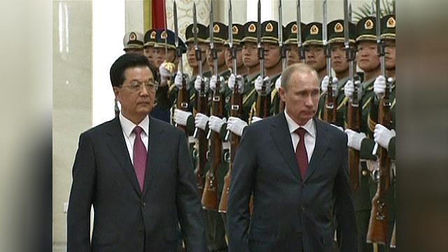 Россия и Китай опекают сомнительные режимы