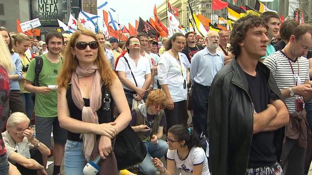 Будущее протестов в России не ясно ни власти, ни оппозиции