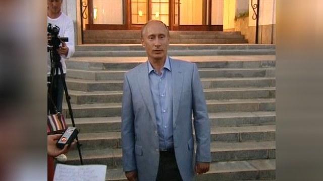 Щенок для Путина скрепит дружбу Японии и России