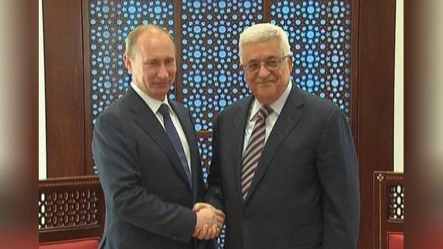 Ближневосточное турне Путина проводится для российского электората