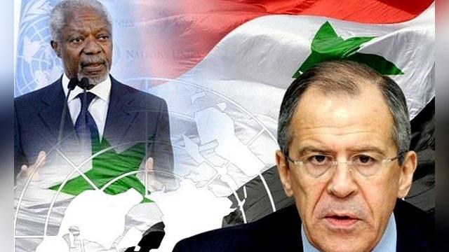 Москва поддержала идею «правительства единства» в Сирии