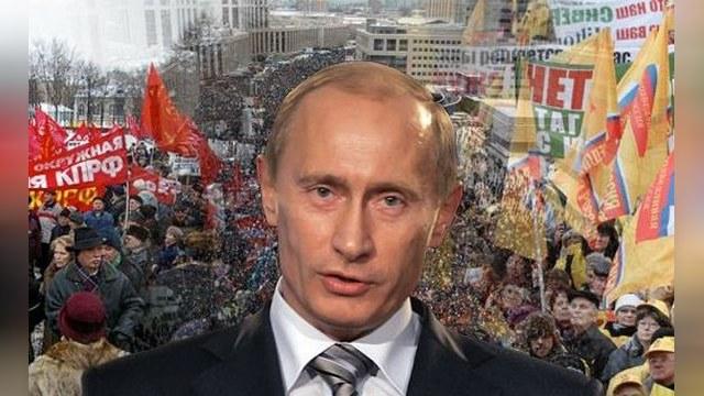 «Близорукость» Кремля грозит России гражданской войной