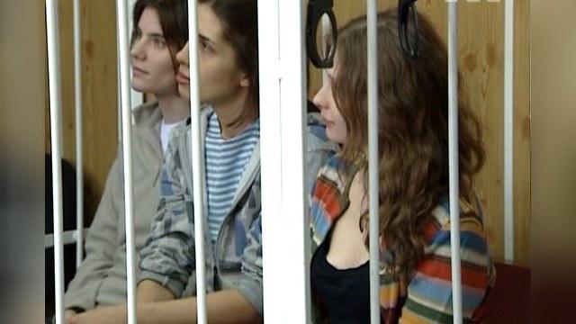 РПЦ в деле Pussy Riot сменила гнев на милость