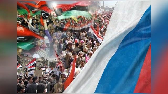 В Сирии Россия пытается взять реванш за Ливию