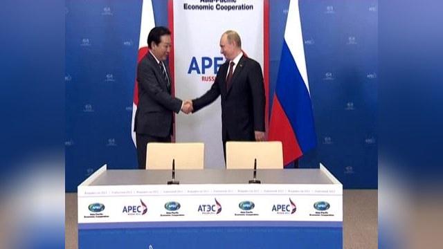 Президент России может охладеть к проблеме Курил