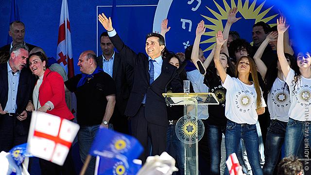 Грузинская оппозиция не может критиковать Путина