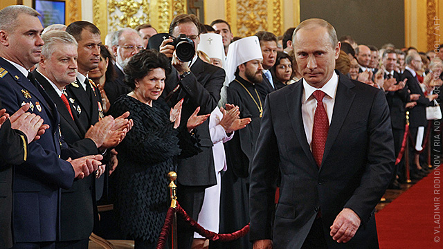 Владимир Путин идет по стопам Ивана Грозного