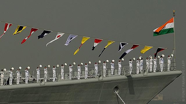 «Жемчужина индийского флота» ссорит Россию и Индию