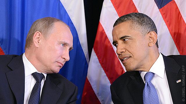 Ради «перезагрузки» Обама забыл о сущности Путина
