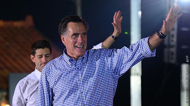 Победа Ромни может помочь Путину укрепить свои позиции в России