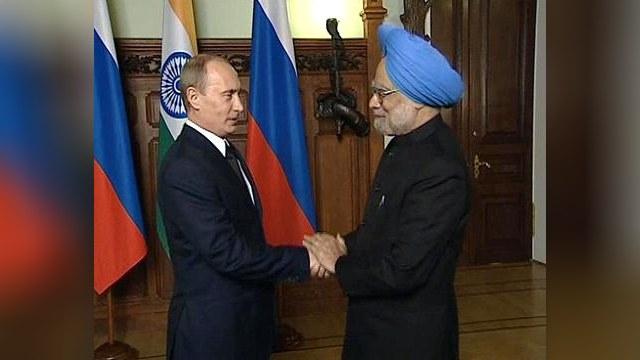 Путин отложил визит в Нью-Дели из-за несговорчивости индийцев