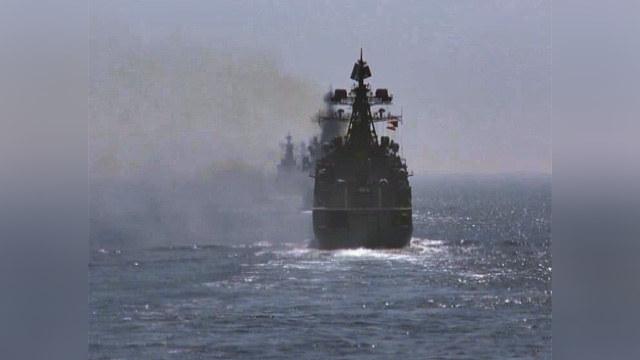 Россия и Япония обезопасят себя морскими учениями